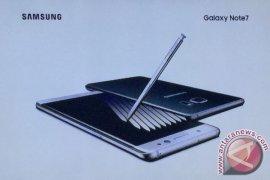 Baterai Note 7 bermasalah, Samsung tunda luncurkan ponsel baru