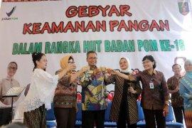 Pemprov Lampung Dan Badan POM Kawal Keamanan Pangan