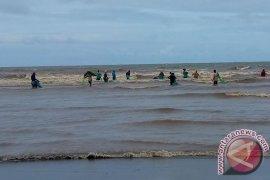 Nelayan Bengkulu Beralih Jadi Pemulung Batu Bara