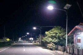 200 Lampu PJU Disebar Di Pantura Jabar