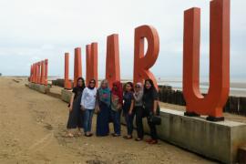 """Lion Ajak Asita Kalbar """"City Tour Balikpapan"""""""