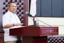 Bachtiar Basri Ketua DPP HKTI Provinsi Lampung 2017-2022