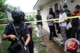 Tiga orang diduga teroris ditangkap dalam dua hari terakhir di Jateng