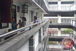 Ada rumah susun ambruk di China, Tiga orang tewas