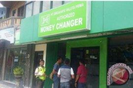 Perampok Gasak Ratusan Juta Uang Money  Changer di Kuta