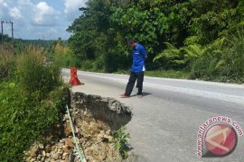 Jalan Subulussalam-Runding rawan kecelakaan