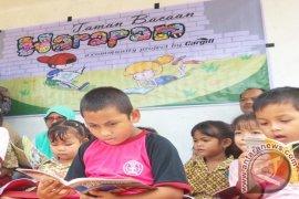 Cargill Bangun Taman Bacaan Anak