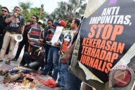 SIWO PWI Kecam Intimidasi Brimob terhadap Wartawan