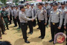 Lima Polres Bantu Pengamanan Pilkada HSU