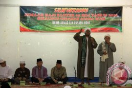 Habib Hadramaut Doakan HST Mendapat Berkah