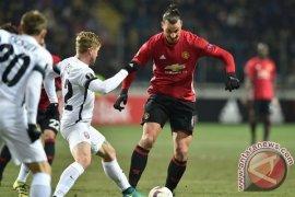 Ibrahimovic Mendongkrak Pamor Manchester United