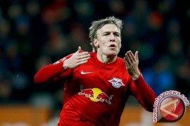 Leipzig Kian Dekati Bayern Setelah Tekuk Gladbach 2-1