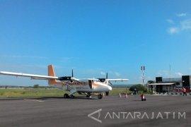 Penerbangan Terakhir Pesawat Perintis Sumenep-Surabaya tanpa Penumpang