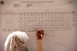KPU Tangerang gelar bimtek 145 PPK perhitungan suara