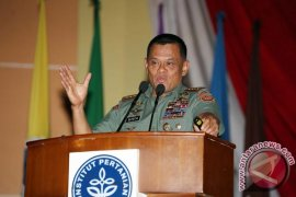 Panglima TNI: Wapadai Benih Perpecahan Antaragama