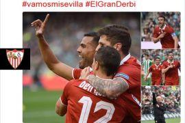 Derby Sevilla akan awali kompetisi La Liga