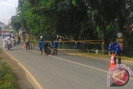Polisi Jambi jaga lokasi pipa gas bocor