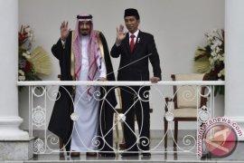 Jokowi Titip WNI di Arab Saudi