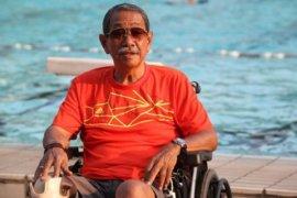 Legenda Renang Radja Nasution Wafat