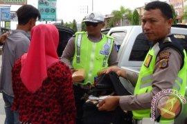Polantas Lhokseumawe gagalkan penyelundupan 10 Kg ganja