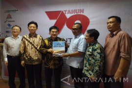 Konjen RRT Surabaya Tingkatkan Kerja Sama dengan Antara Jatim