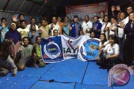 KANI Tingkatkan Sosialisasi P4GN di Pulau Serangan
