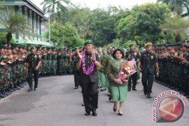 Mayjen TNI Sonhadji Jabat Pangdam VI Mulawarman