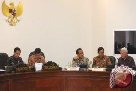 Gubernur Kaltim Laporkan Proyek Nasional Ke Presiden