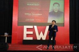 CEO Tokopedia Motivasi Mahasiswa ITS dalam Berwirausaha