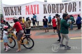 ICW-LBH minta Presiden Jokowi tolak revisi PP 99/2012 terkait napi korupsi