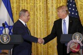 Utusan Trump bahas konflik Israel-Palestina dengan Presiden Israel