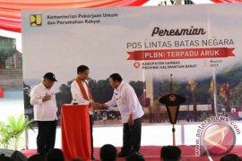 Menteri PUPR : Tujuh Kawasan PLBN Kembali Ditata