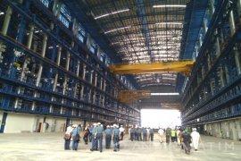 Luhut Optimistis PT PAL Indonesia Mampu Selesaikan Pembangunan Kapal Selam