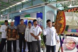Pj Wali Kota Buka MTQ Padang Hilir