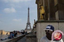 Eiffel matikan lampu usai serangan London