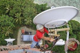 Telekomunikasi di Desa Kumpang Bis lumpuh