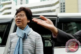 Carrie Lam Terpilih Menjadi Pemimpin Baru Hong Kong