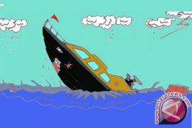 Poloair Bangka Selatan Selamatkan Nelayan Kapal Tenggelam