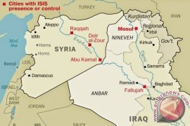 Kuburan massal ratusan jasad ditemukan di Raqqa Suriah