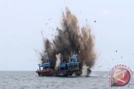 Susi siap tenggelamkan kapal nelayan asing di Pontianak