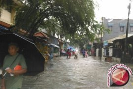 BPBD Jakarta: Lima Kecamatan di Jaktim Tergenang Air
