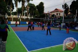 Delapan tim volli putri ikut turnamen Danlanal Cup Sabang