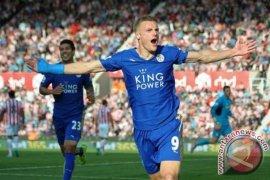 Kalahkan Sunderland 2-0, Leicester Naik ke Papan Tengah Klasemen