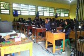 Diknas Kota Bengkulu gelar tes final UNBK