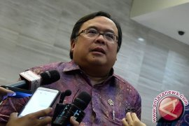 Kepala Bappenas pastikan proyek KPBU tidak terganggu di tahun politik