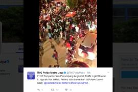 Polisi Pembebas Sandera di Angkot Buaran Akan Diberi Penghargaan