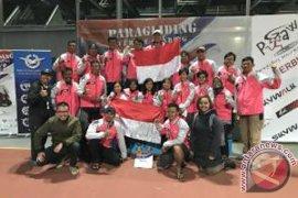 Tim Paralayang Indonesia Berjaya Di Serbia