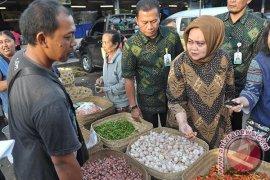 Kemendag Pantau Harga Pasar Tradisional di Denpasar