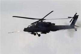 Pesawat CN 235 dan Heli tempur tiba di Lanud El gelar patroli perbatasan udara