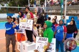 Awak Awai juarai turnamen volly putri Danlanal Cup Sabang